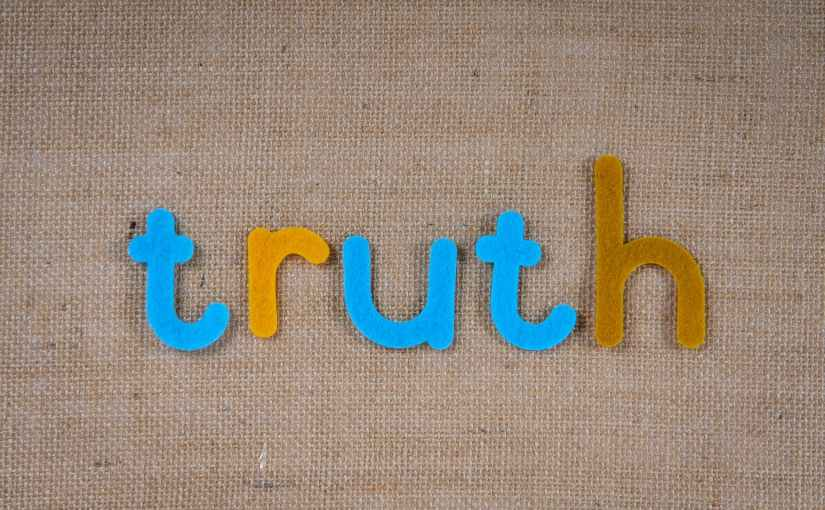 Truth: What Is It?